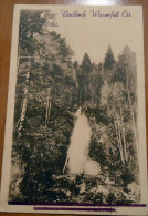 CPA -Cascades Du Bockloch Près De WILDENSTEIN WASSERFALL  POSTKARTE 1944 - France