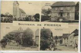 FRIESEN U 4 Vues, épicerie  Albert - France