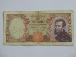 10000 LIRE - Diecimila - ITALIE  - Banca D´Italia 1962. - [ 2] 1946-… : République