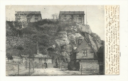 Cp, Angleterre, NOttingham Castle, Voyagée 1903 - Nottingham