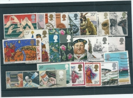 GB Great Britain Mixed Stamps, Mixed Condition - See Scan - Stamps