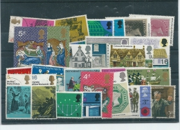 GB Great Britain Mixed Stamps, Mixed Condition (mostly MH, Some Used) - See Scan - Lots & Kiloware (mixtures) - Max. 999 Stamps
