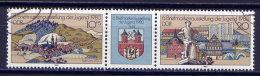 DDR Nr.2532/3 Streifen         O Used       (8333) ( Jahr: 1980 ) - DDR
