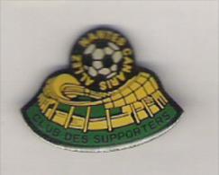 Pin's FOOTBALL CLUB DE SUPPOTERS DU F C NANTES - Football