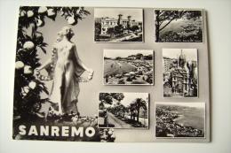 SANREMO  VEDUTE  LIGURIA  NON   VIAGGIATA  COME DA FOTO - San Remo