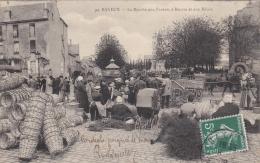 Bayeux - Le Marché Aux Paniers à Beurre Et Aux Balais [10815B14] - Bayeux