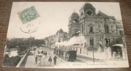 Royan - Le Casino De Foncillon - Train - Royan