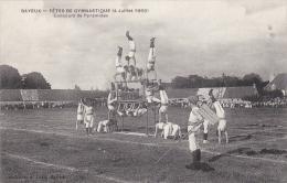 Bayeux - Fête De Gymnastique – Concours De Pyramides [10821B14] - Bayeux