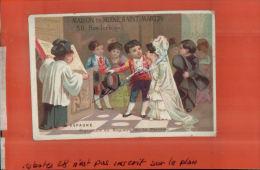 PUBLICITE, MAISON DU MOINE SAINT MARTIN, ESPAGNE, Signature Au Registre De La Paroisse,  AVRIL 2013  1107 - Trade Cards