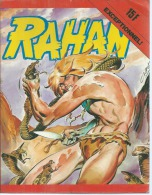 RAHAN  1ère Série RELIURE N° ?  ( N° 24 + 25 + 26 )  -  LECUREUX - E.O.  1977  VAILLANT - Rahan