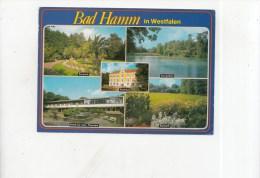 ZS35453 Bad Hamm In Westfalen  2 Scans - Hamm