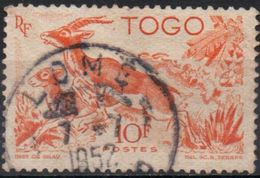 TOGO  N°250 __OBL VOIR SCAN - Oblitérés