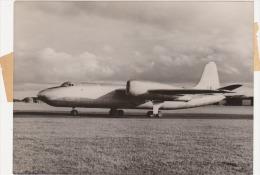 VERITABLE TIRAGE PHOTOGRAPHIE  AVION BOMBARDIER  BRITANIQUE SHORT SA/4 - Aviation