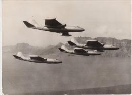 VERITABLE TIRAGE PHOTOGRAPHIE AVION  BOMBARDIER  BRITANIQUE - Aviation