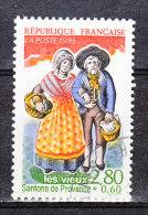 """FRANCE / 1995 / Y&T N° 2981 : """"Santon"""" (Vieux) - Choisi - Cachet Rond - France"""
