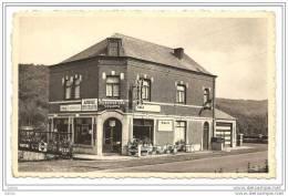 Wepion Namur Auberge Des Collets Simon Cafe Restaurant Buffet Froid Pension CPSM Circulée 1950 - Namur