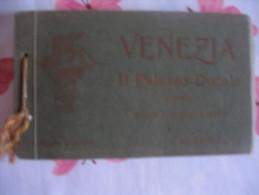 CARNET DE 20 CARTES VENEZIA (VENISE)...IL PALAZZO DUCALE... - Cartoline
