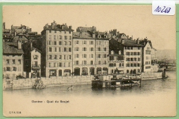 Genève : Quai Du Seujet - GE Ginevra