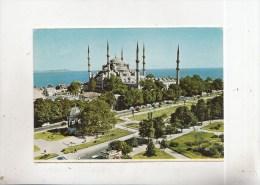 ZS35989 La Mosque Und Kaiser Wilhem Istanbul    2 Scans - Turchia