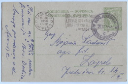 BOSNIA And HERZEGOVINA - Bosanska Dubica, Postal Stationery, 1956. - Bosnia And Herzegovina
