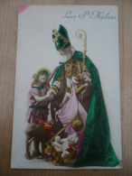 Saint Nicolas Sinterklaas 1930 - Auguri - Feste