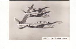 Carte 1950 AVION FOUGA CM 170 MAGISTER - 1946-....: Moderne