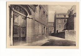 Carte 1930 INSTITUTION DE ST MALO / ENTREE - Saint Malo