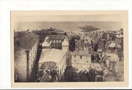 Carte 1930 INSTITUTION DE ST MALO / VUE PRISE DU CLOCHER - Saint Malo