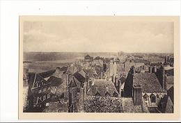 Carte 1930 INSTITUTION DE ST MALO / VUE PRISE DU DORTOIR DES MOYENS - Saint Malo
