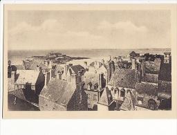 Carte 1930 INSTITUTION DE ST MALO / FORT NATIONAL VU DU COLLEGE - Saint Malo