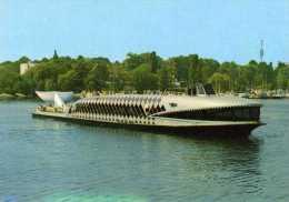 02336 - Motorschiff MOBY DICK - Stern Und Kreisschiffahrt Berlin - Ferries