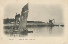 La Rochelle Barque De Peche  ND No 19 - La Rochelle