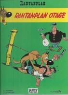 "RANTANPLAN  "" OTAGE ""  -  MORRIS / FAUCHE / LETURGIE - E.O.  MARS 1992  LUCKY PRODUCTIONS - Rantanplan"
