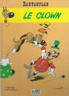 "RANTANPLAN  "" LE CLOWN ""  -  MORRIS / FAUCHE / LETURGIE - E.O.  MARS 1993  LUCKY PRODUCTIONS - Rantanplan"