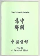 Die China-Philatelie   Nr. 88 1990 - Non Classés