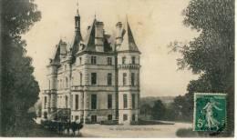 CP, 86, St-Pierre De Maillé, Château De La Boutinière, Voyagé En 1911 - France
