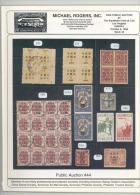 Michael Rogers Asia Public Auction # 44 1996 - Catalogues De Maisons De Vente