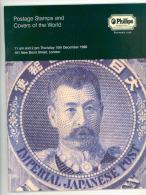 Phillips Auction December 1998 - Catalogues De Maisons De Vente
