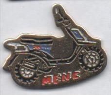 Moto Scooter , Menc , MBK , Marseille - Motos