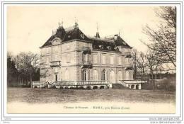 Chateau De Bonvert Mably Loire - France