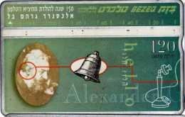 Israël : Alexander Bell - Téléphones