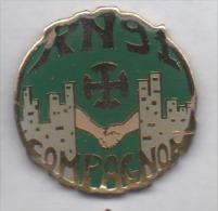 Scouts De France , RN91 , Compagnon  , Scoutisme , Scout - Associations