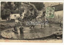 TONKIN - HANOI - N° 71 - UN PUITS AU VILLAGE DU PAPIER - Vietnam