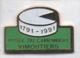 Fromage , Musée Du Camembert , Vimoutiers - Food
