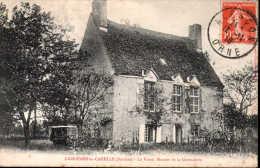 Lignières-la-Carelle - Le Vieux Manoir De La Girondière - La Fresnaye Sur Chédouet