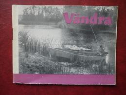 Vändra - Pärnu District - Mini Travel Photo Book  - 32 Pages - 1966 - Estonia USSR - Livres, BD, Revues