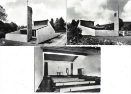 BELGIQUE - HEER-AGIMONT - Lot De 3 CPSM : Chapelle St Nicolas - Altri