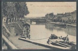 - CPA 31 - Toulouse, Le Port Saint-Etienne Sur Le Canal Du Midi - Toulouse