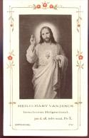 Devotie - Heilig Hart Van Jezus - Bescherm Belgie - 1908 - Ohne Zuordnung