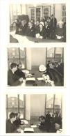 Environs De VIELSALM- Lot De 10 Photos (+/- 8 X 12 Cm) Mariage 1963 - Maison Communale - Eglise - Café (sf73) - Places